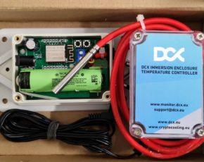 DCX temperature controller